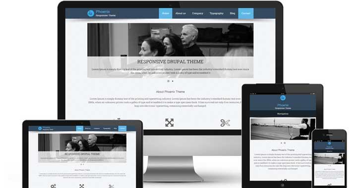Phoenix Website Templates