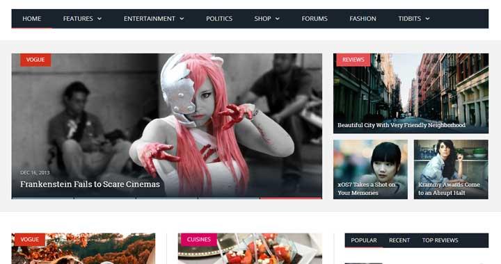 SmartMag WordPress Magazine theme