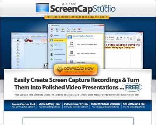 Free Screen Recording Software Screen Capstudio