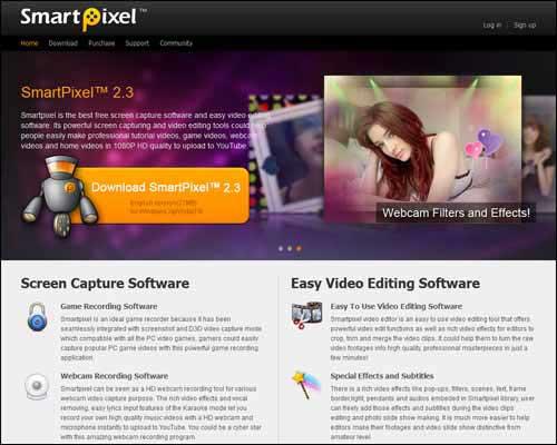 Download Screen Recorder Smartpixel