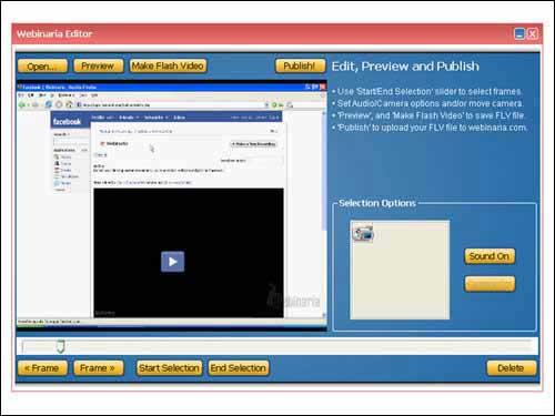 Screen Recorder Download Webinaria