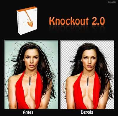 Knockout Photoshop Plugin