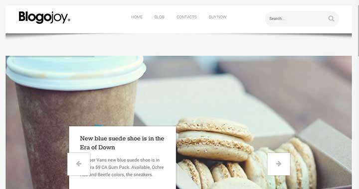 Blogojoy WordPress Blog Themes Free
