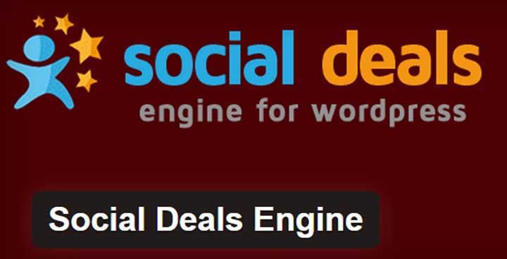 Social Deals Plugin