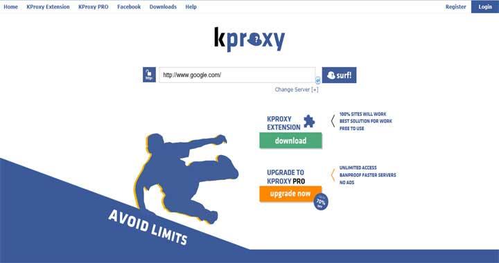 kProxy sites