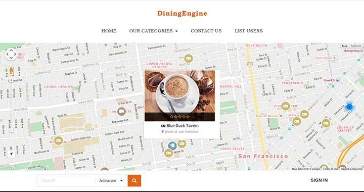 DiningEngine